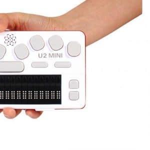 Braille sense U2 Mini, bloc notes Braille