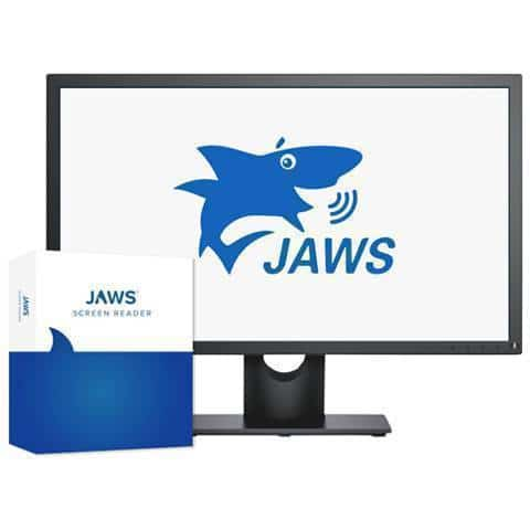 JAWS Pro SMA, lecteur d'écran