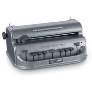 Machine à écrire Perkins