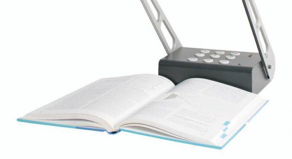 Commandes du téléagrandisseur topolino Smart