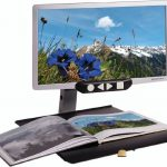 vidéomatic télé-agrandisseur de basse vision pour DMLA