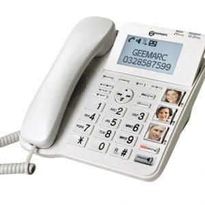 telephone grosses touches pour séniors avec DMLA