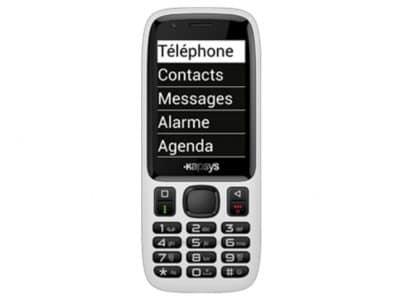 téléphone adapté MiniVision