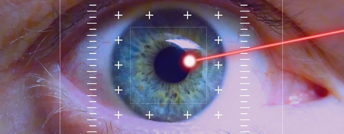 Opération glaucome laser