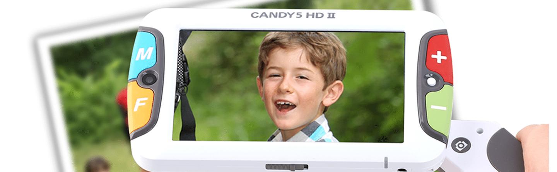 Loupe électronique candy hd2