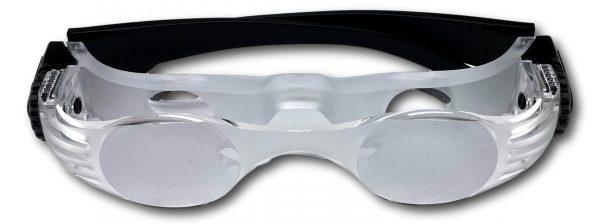 lunettes loupes Max TV pliée