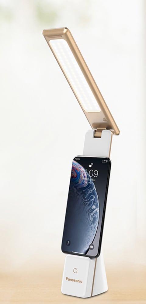 Support de smartphone avec la lampe Led maxi confort