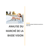 livre blanc marché de la basse vision par VISIOLE