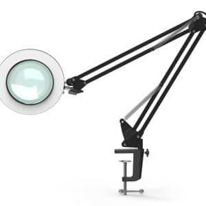 lampe loupe architecte noire