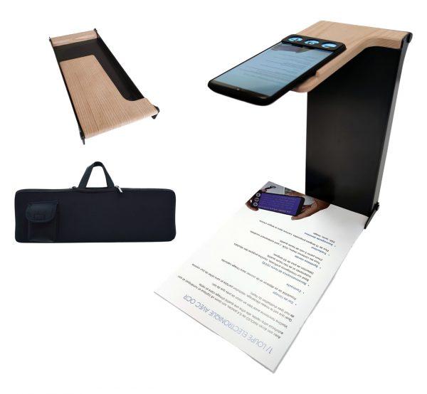 VOXIONE, pack machine à lire